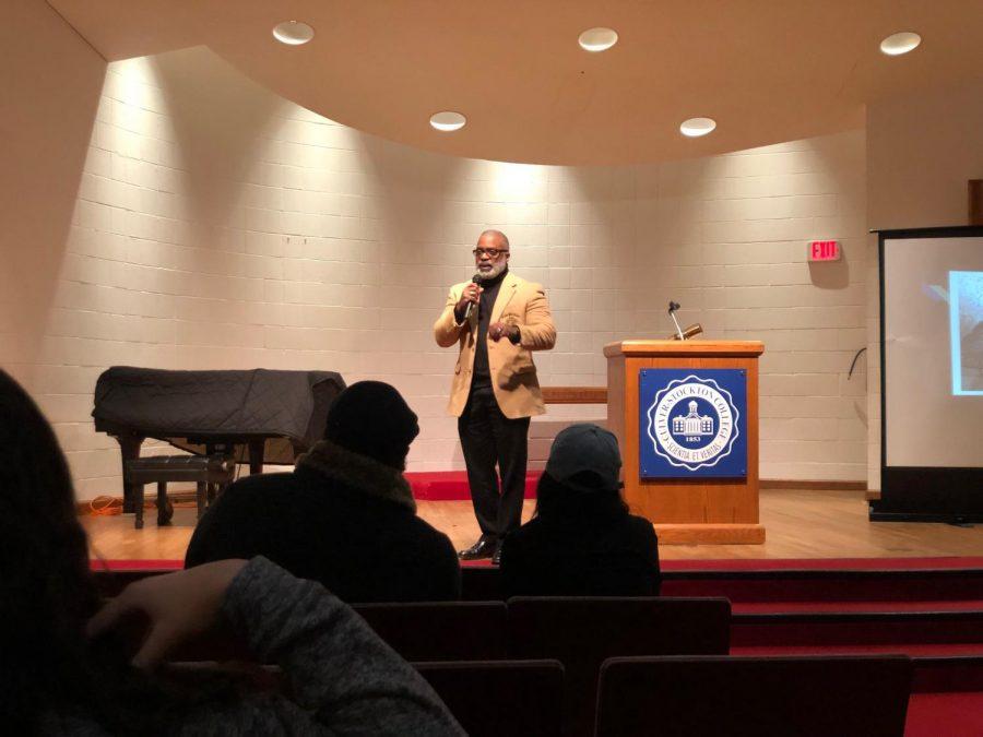 Black Student Union Speaker Highlights Equality, Feminism
