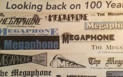 100 Years of The Megaphone edition published