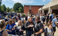 Student Involvement Fair Attracts a Crowd
