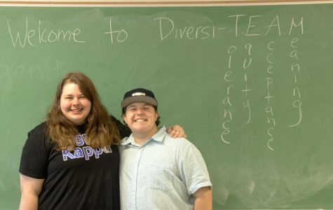 Diversi-T.E.A.M. – Newly Formed Student Organization Hosts First Meeting