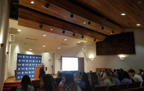 Konneker Keynote Speaker Juliann Larimer Draws a Crowd
