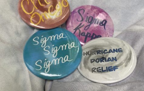 The Panhellenic Council Helps Raise Money for Hurricane Dorian Relief
