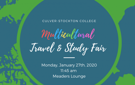 Multicultural Travel & Study Fair