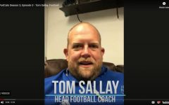 Head Football Coach Tom Sallay