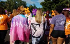 FILE PHOTO: provided by Sigma Kappa Beta Mu Facebook page of the 2019 Walk in Quincy.