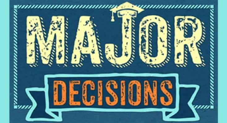 A Student's Insight to a Major Decision
