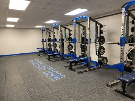Weight Room Renovation Unveiled