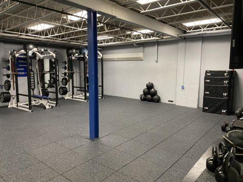 C-SC Weight Room
