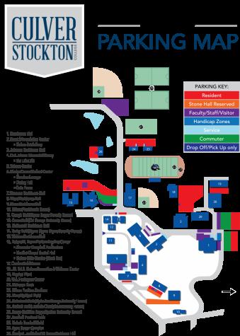C-SC Parking Map