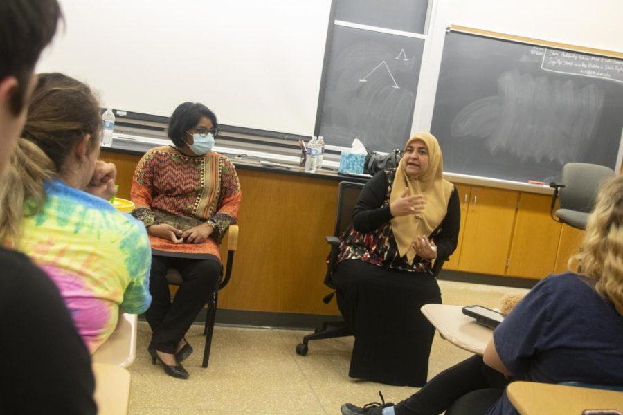 """Afghanistan Briefing IV, """"Women & Islam"""""""